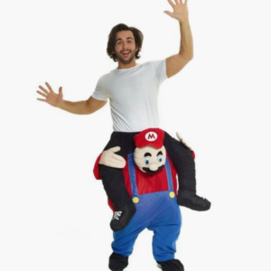 CARRY ME KOSTÜM MARIO